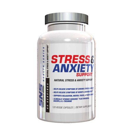 SNS Stress & Anxiety Support Bottle