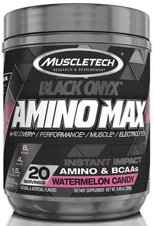 MuscleTech Black Onyx Amino Max