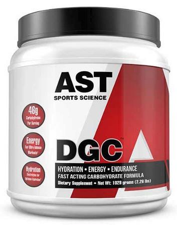 AST DGC Bottle