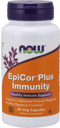 Now EpiCor Plus Immunity Bottle