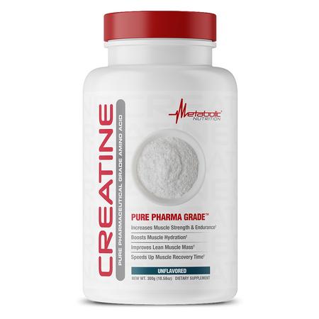 Metabolic Nutrition Creatine Bottle