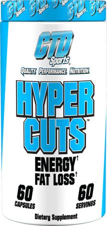 CTD Sports Hypercuts Bottle