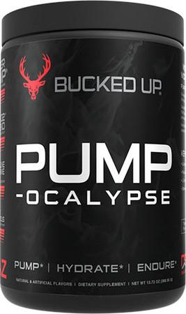 DAS Labs Bucked Up Pump-ocalypse Bottle