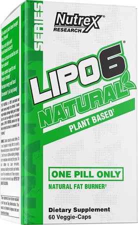 Nutrex Research Lipo-6 Natural