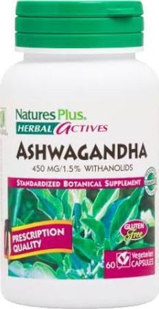 Nature's Plus Ashwagandha 450 MG
