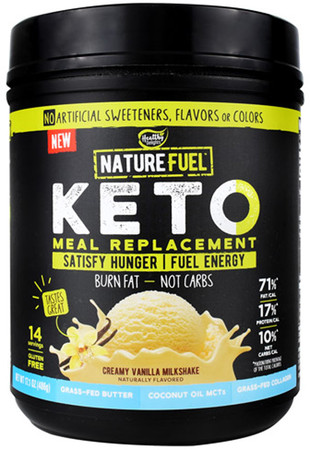 Nature Fuel Keto Bottle
