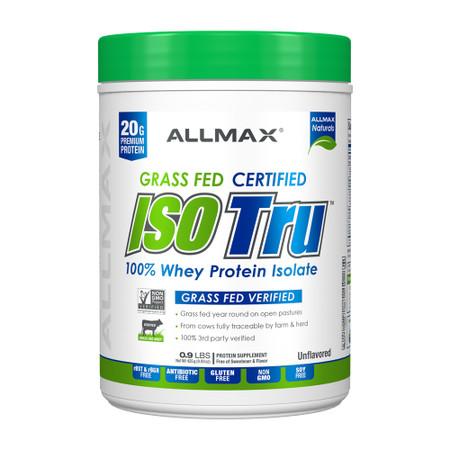 ALLMAX Nutrition IsoTru Bottle