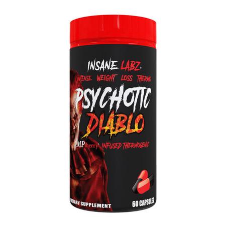 Insane Labz Psychotic Diablo Bottle