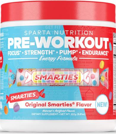 Sparta Nutrition Pre-Workout
