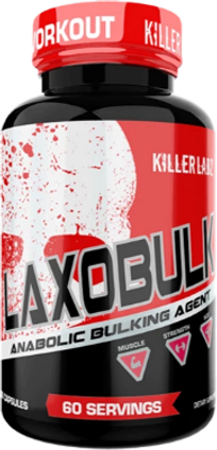 Killer Labz Laxobulk Bottle