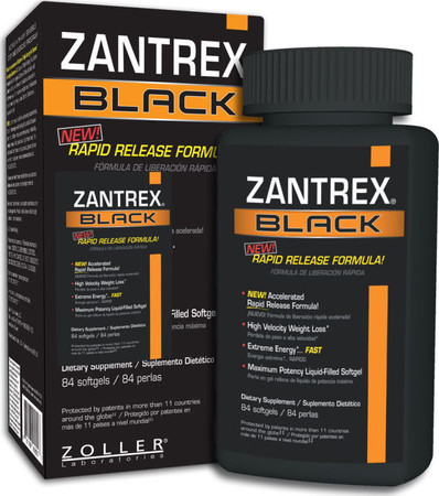Zantrex-3 Zantrex Black