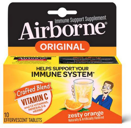 Airborne Original Immune Support Tablets
