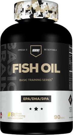 Redcon1 Fish Oil Bottle