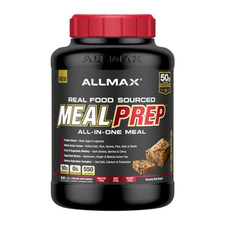 Allmax Nutrition Meal Prep Bottle