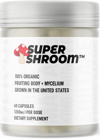 Glaxon SuperShroom Bottle