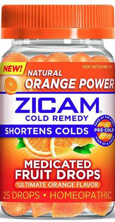 Zicam Cold Remedy Bottle