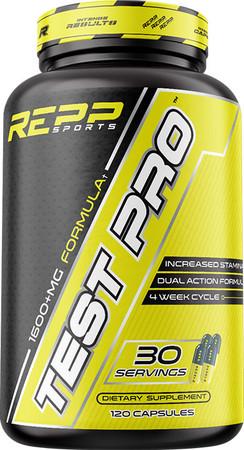 Repp Sports Test Pro
