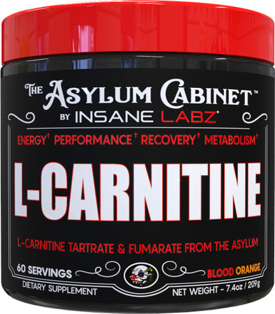 Insane Labz L-Carnitine Bottle