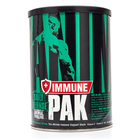 Animal Immune Pak Bottle