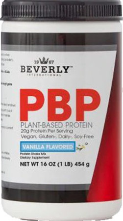 Beverly International PBP Bottle