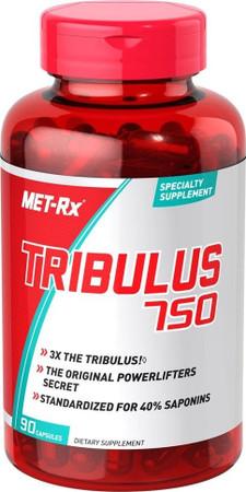 MET-RX Tribulus 750 Bottle