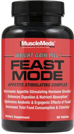 MuscleMeds Feast Mode Bottle