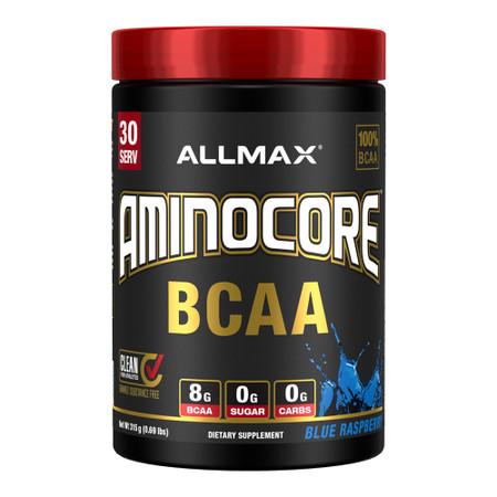 ALLMAX Nutrition Aminocore BCAA Bottle