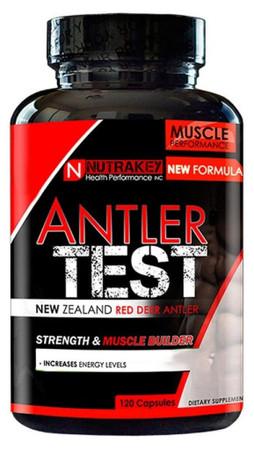 NutraKey Antler Test Bottle