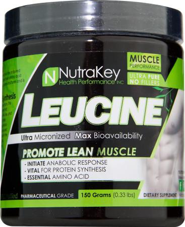 Nutrakey Leucine Bottle