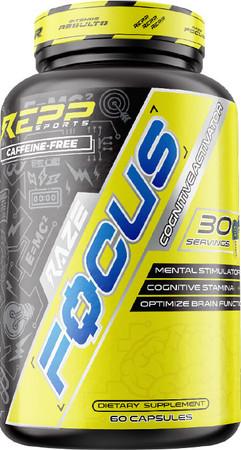 Repp Sports Raze Focus Caffeine Free Bottle