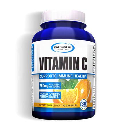 Gaspari Nutrition Vitamin C Bottle