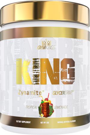 Gym Kings King Pre-Workout Bottle