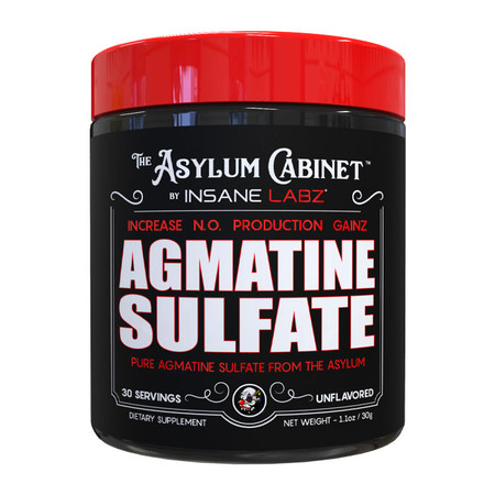 Insane Labz Agmatine Sulfate Bottle