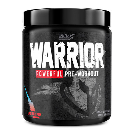 Nutrex Research Warrior Bottle