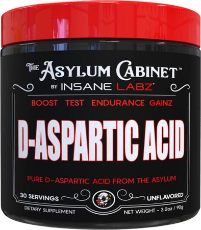 Insane Labz D-Aspartic Acid Bottle
