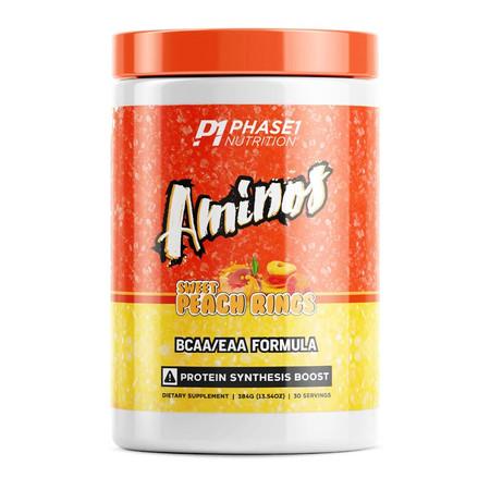 Phase One Nutrition Amino Phase Bottle