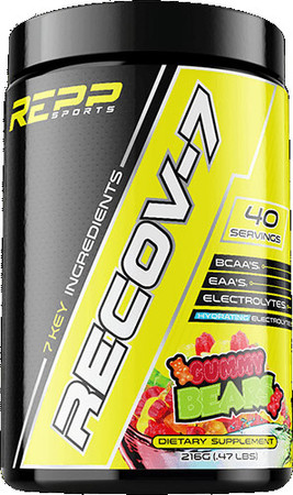 Repp Sports Recov-7 Bottle