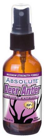 Absolute Nutrition Deer Antler Velvet Extract