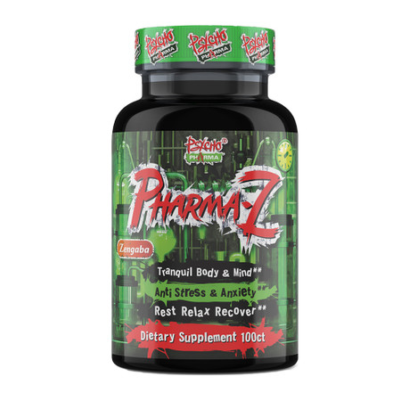 Psycho Pharma Pharma-Z Bottle