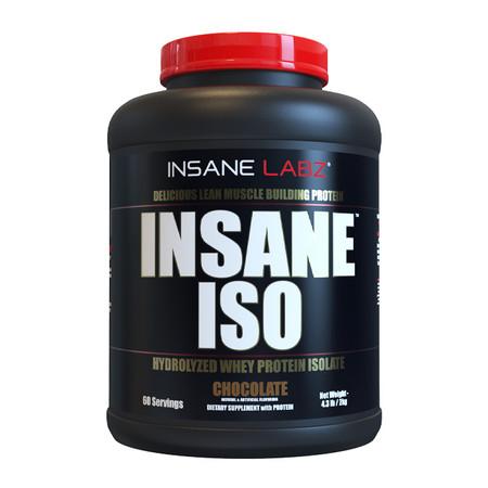 Insane Labz Insane ISO Bottle