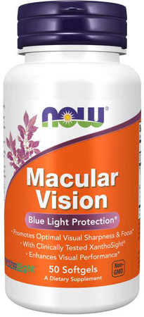 Now Macular Vision Bottle