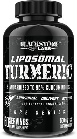 Blackstone Labs Turmeric Bottle