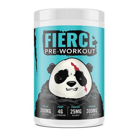 Panda Supplements Fierce Bottle