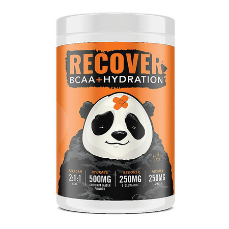 Panda Supplements Recover Bottle