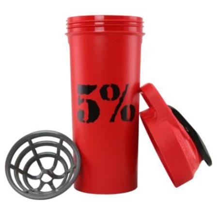 5% Nutrition Shaker