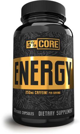 5% Nutrition 5% Core Energy
