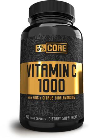 5% Nutrition 5% Core Vitamin C 1000