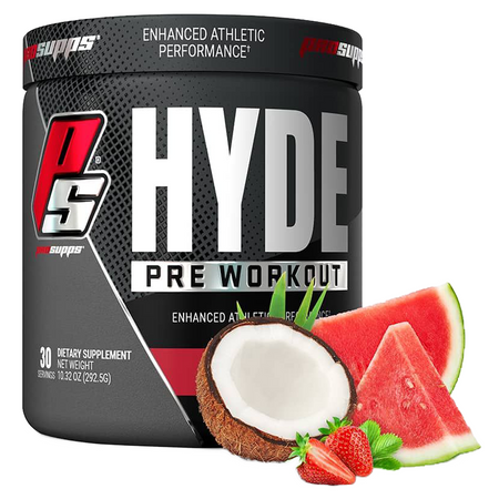 Pro Supps Hyde Pre-Workout Bottle