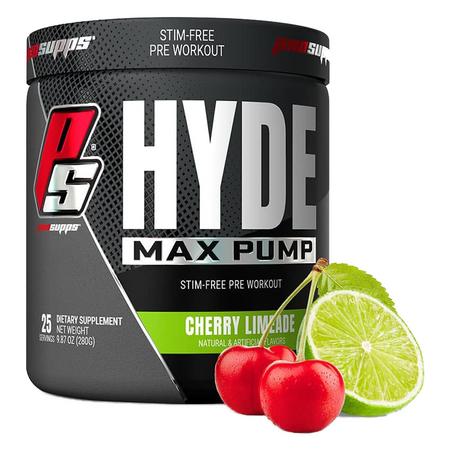 Pro Supps Hyde Max Pump Bottle