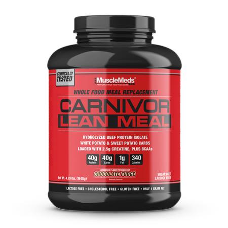MuscleMeds Carnivor Lean Meal Bottle